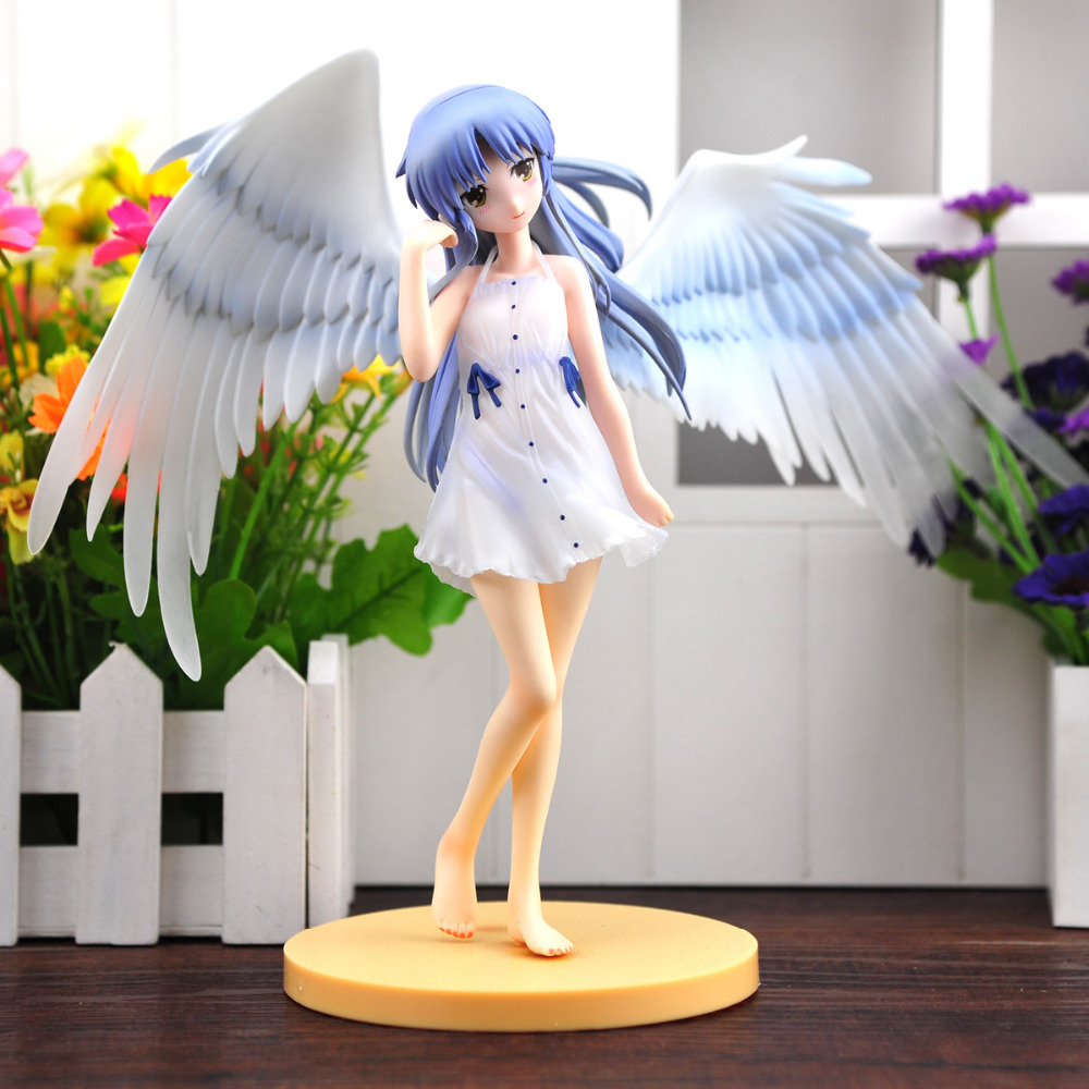 Japanese Anime Girl Angel Beats! Tenshi Tachibana kanade 1/8 Scale Sexy PVC Action Figure Collection Model Toy Gifts<br><br>Aliexpress