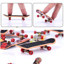 Buy Alloy Stand FingerBoard Mini Finger de dedo Boards Scooter Skate Trucks Anti-Stress Finger Skateboard Toys Children Gifts for $5.17 in AliExpress store