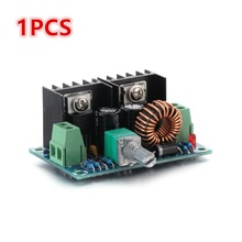 NEW 1pcs 4-40V DC PWM Modulation Voltage Regulator 200W 8A 61*41*27mm Car Voltage Stabilizer Accessories Car-styling Hot Sale