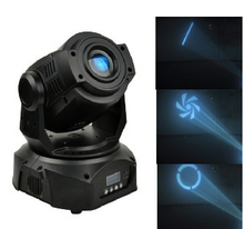 2pcs/lot china hot sale products gobo lights 90w led moving head beam spot stage lighting for night culb