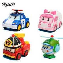 Hot Sale Deformation Animation Robot Fire Truck Model Toys Sets Action Figures Superwings Toys for Children Birth Christmas Gift(China)