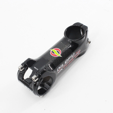 New white+red QILEFU mountain bike alloy+carbon stem road carbon bicycle stem MTB bike 31.8*60/70/80/90/100/110/120mm Free ship(China)