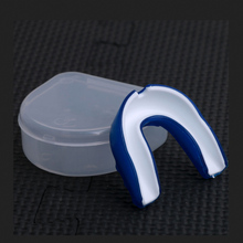 Mouthguard Mouth Guard Oral Teeth Protect For Boxing Sports MMA Football Basketball Karate Muay Thai Safety Protector(China)