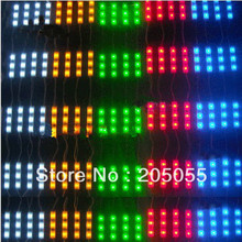 100pcs Super Bright 5050 RGB LED Module SMD 3LEDs Light Waterproof 12V DC 20pcs/string led channel letter advertise window Sigh