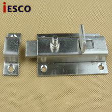 3 inch stainless steel automatic anti-theft door latch latch bolt door latch spring bolt world