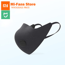 2017 Promotion Newest Xiaomi Mijia Air Wear Mask Adjustable ear hanging Comfortable Face Masks PM0.3 Anti-haze Face(China)