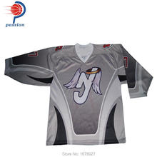 China Custom Dye Sublimation Ice Hockey uniforms