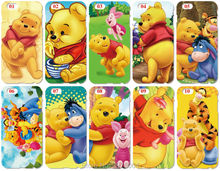 Winnie The Pooh Cell Phone Cover For iphone 4 4S 5 5S SE 5C 6 6S 7 Plus For iPod Touch 4 5 6 For Nokia Lumia 520 630 930 Case