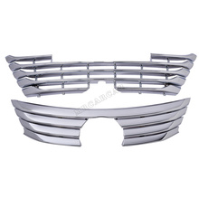 Front Bumper Grill Grille for LEXUS RX450 RX200T 2016 up With Camera Version Bumper