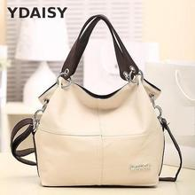 2017 Brand Fashion Retro Vintage Women's Leather Handbag Tote Trendy Shoulder Bags Messenger Bag Cross Body Bag Bolsas X187