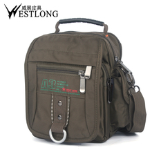 3A100 Men Messenger Bags Casual Multifunction Small Travel Bags Waterproof Fashion Shoulder Leisure Military Crossbody Bags