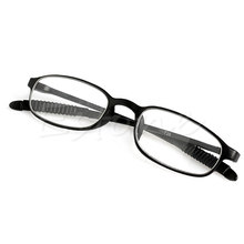 New TR90 Women Men Flexible Reading Glasses Readers Strength Presbyopic Glasses(China)