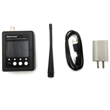 Frequency Counter Portable SURECOM SF-401 PLUS for baofeng UV-5R repeater 27MHz-3GHz CTCSS / DCS decode SF401 PLUS BLACK(China)