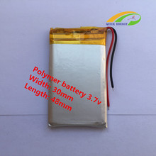 Wholesale 453048 2 / 3G wireless fixed mobile phone battery high capacity thium polymer battery