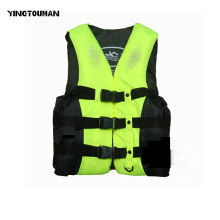 YINGTOUMAN Children Surfing Life Vest Foam Thicken Safety Child Life Jacket with Whistle for Swimming Boating Drifting