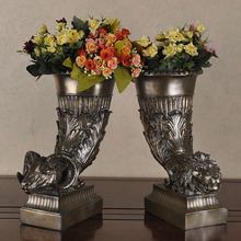 High-end antique bronze vases animals living room bedroom home decor crafts ornaments decorations gifts