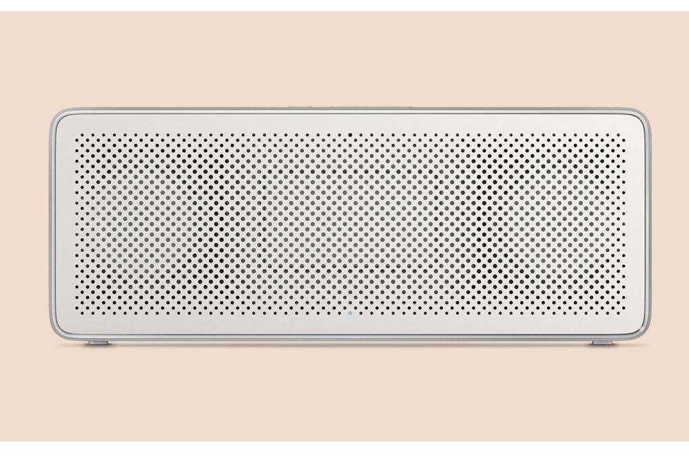 Original Xiaomi Mi Bluetooth Speaker 2 Square Box Stereo Portable Bluetooth 4.2 High Definition Sound Quality 10h Play Music AUX Port (8)