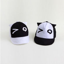Cute Kid Baby Girl Boy Wave Rivet Outdoor Baseball Sun Hat Cap(China)