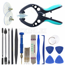 22in1 Phone Repair Disassemble Pry Tool Kit LCD Screen Opening Pliers Suction Cup Screwdrivers Set For iPhone 4 5 6 Tablet PC