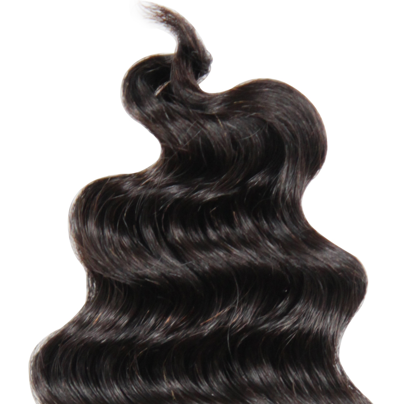 human remy hair loose wave