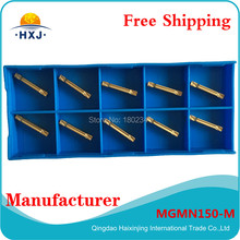 MGMN150 20PCS  Grooving Turning carbide inserts for turning tool holder CNC machine