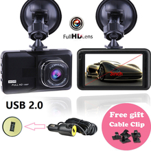 Wholesale Rhythm Mini car dvr dash camera auto camcorder camera dvrs full hd 1080p dash cam parking(China)