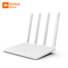 Original Xiaomi Mi WiFi Router 3 4 Antennas 1167Mbps 802.11ac b/g/n WIFI Dual Band 2.4G 5G APP Control Wireless Router USB 2.0(China)