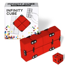 Buy Squeeze Fun Magic Cube Infinity Cube Fidget Cube Stress Reliever Anxiety Toys Adults Kids Antistress Toy Finger Spinners for $4.24 in AliExpress store