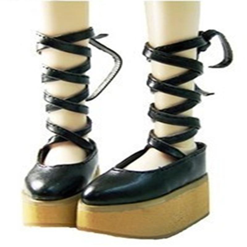 1/3 1/4 BJD Doll dancing shoes two colors - BJD SD LUTS DZ<br>