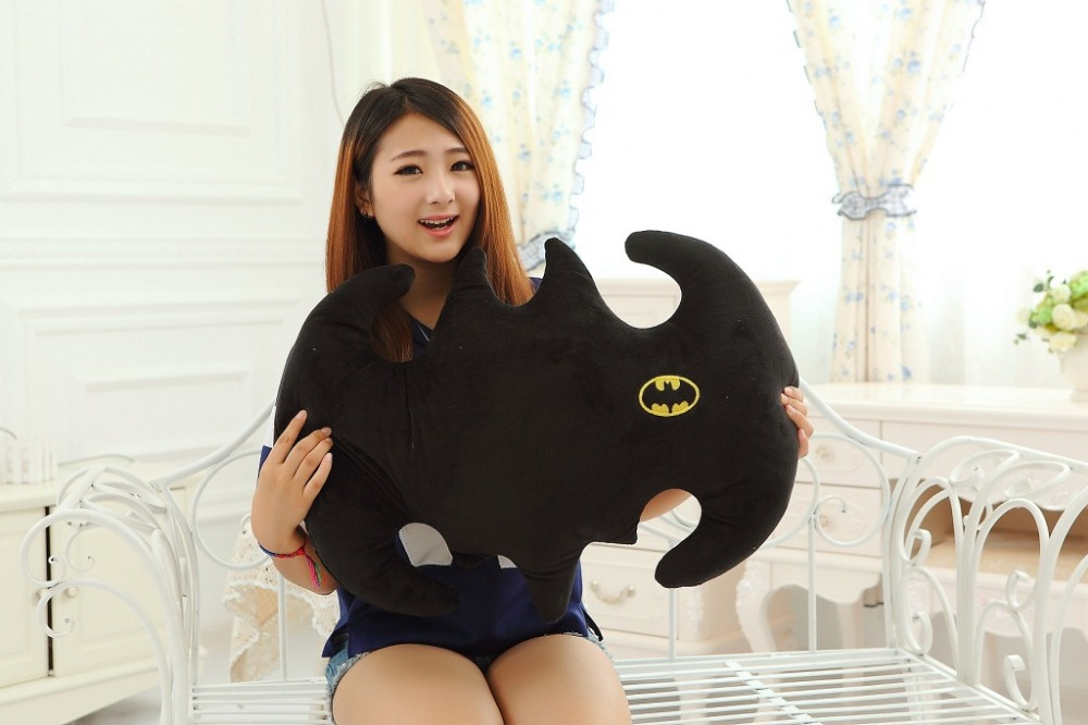Valentine's Day present large 68cm Batman pillow cushion creative animation plush toy birthday gift w5432(China)