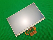 "Original 5"" inch For TomTom Tom Tom VIA 115 125 GPS LCD display screen with touch screen digitizer panel free shipping"
