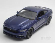 Brand New Maisto 1/18 Scale Car Model 2015 Ford MUSTANG Diecast Metal Car Model Toy For Collection/Gift/Decoration