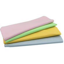 iTECHOR 1pcs Large Microfiber Cleaning Cloth for Screens, Lenses, Glasses window Eyeglass Towels 30*30cm - Color Random