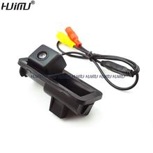 rear view camera  for sony CCD ford Mondeo Fiesta S-Max Focus 2C 3C Land Rover Freelander Range Rover car trunk handle camera
