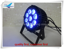 A- (12/lot) waterproof,ip65 9x15w 5 in 1 best price led par64 light