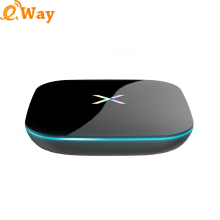 Newest Android 6.0 marshmallow X palyer 2G 16G Amlogic S912 64 bit Octa core set top box 2.4G+5G wifi media palyer smart tv box