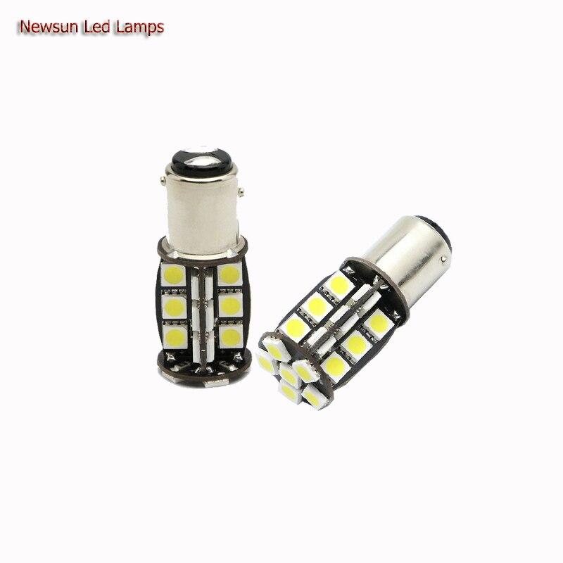 Popular Brake Light Turn Light Parking Light Bulb 30SMD 5050 1157 Plug and Play BA15D BAY15D BAZ15D Auto Lamp Free Shipping<br><br>Aliexpress