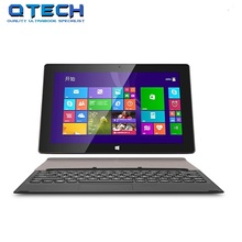 Touchscreen Windows 8.1 PRO Convertible Ultrabook 10inch cpu Intel 4 Cores  Light Office College Azerty Russian Spanish Keyboard
