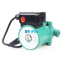 3/4'' 220V, 3-Speed Hot Water Circulation Pump Solar Heater Circulating Pump