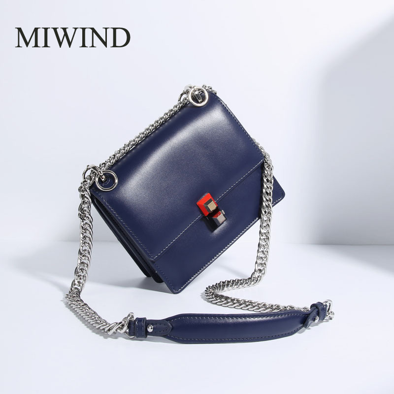 Free Shipping MIWIND Fashion Handbags Famous Brand Bags High Quality Buckle Handbags Women Fashion Shoulder Bag WUHOD01<br>