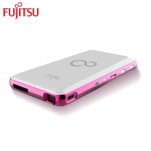Fujitsu Original Mini Portable Proyector Beamer Android TV LED Full HD 1080p Home Theater Business Data Show Video Smart Phone