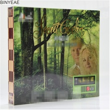 BINYEAE- new CD seal: mysterious garden beautiful light music decompression pure music car music 3CD disc [free shipping](China)