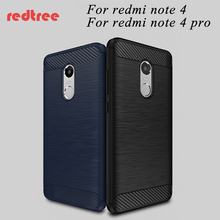 Xiaomi Redmi Note 5A Luxury High quality back cover Carbon Fiber Case for xiaomi redmi note 4 5A pro Moblie phone Back Capa