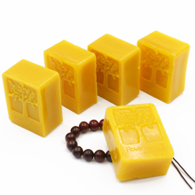 ZST100% Organic 100g Packing Natural Pure Yellow Beeswax Pellets Honey Cosmetic Grade(China)