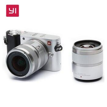 YI M1 Cámara Digital Libre de Espejo Versión Internacional Con YI 12-40mm F3.5-5.6 Lente