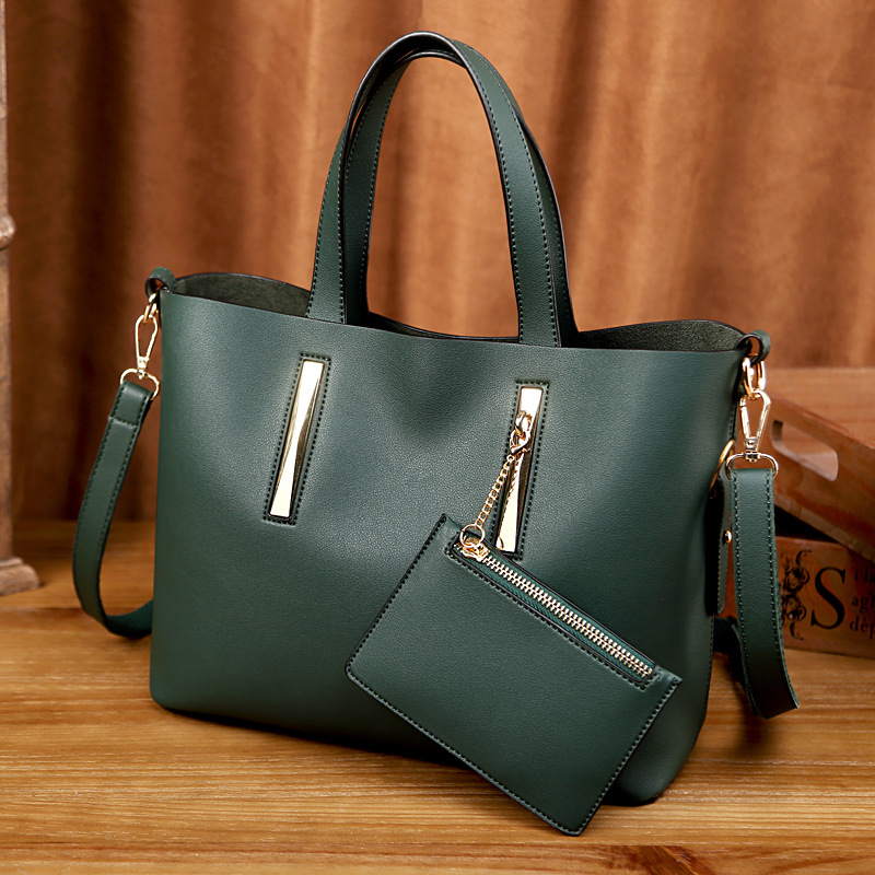 leisure Composite Bag leather shoulder bag new 2018 bolsa feminina women handbag CHISPAULO brand free shipping<br>