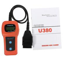 Likebuying U380 OBD2 Diagnostic Tool Scanner Accurate Code Reader For Toyota Honda Nissan