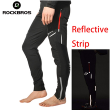 ROCKBROS Cycling Bicycle Sports Pants Multifunction Sportswear Bike Reflective Tights Cycling Pants Cycle Clothing Long Trousers(China)