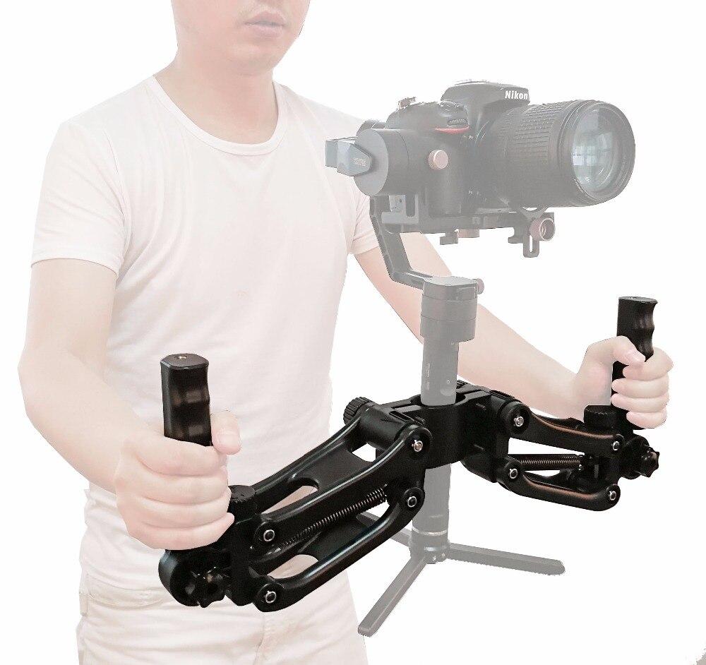 DIGITALFOTO-4-5-kg-Maxload-Gimbal-stabilisator-schokabsorptie-Dual-Handvat-met-Lente-voor-Zhiyun-Crane-2