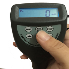 CM-8825FN Integration thickness Digital Coating Thickness Gauge F/FN Digital Iron-based / non-ferrous thickness gauge